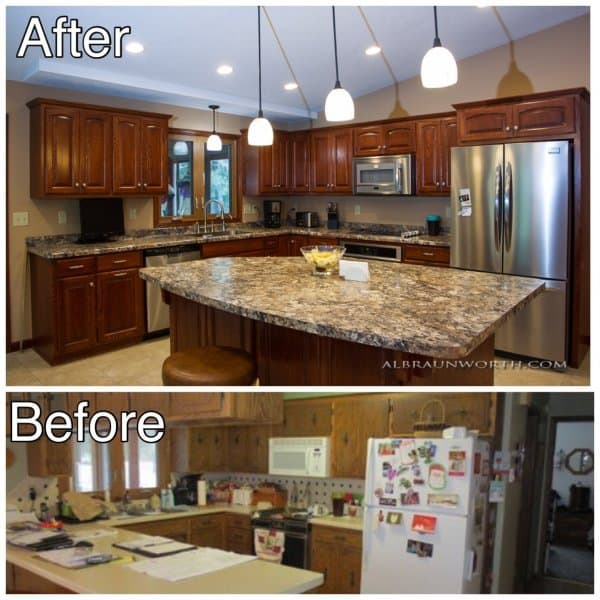 Kitchen Remodeling Before and After2