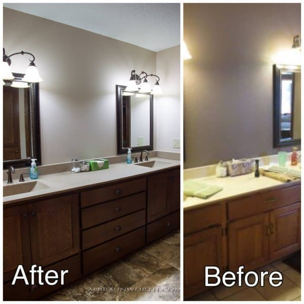 Vanity-before-and-after