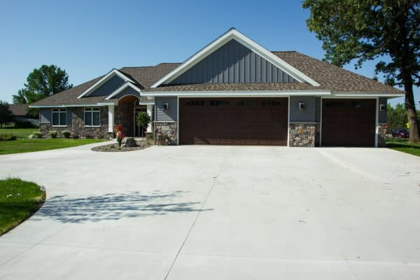 Custom Patio Home Sartell MN