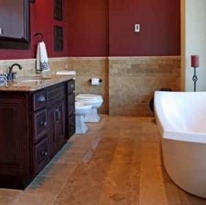 Bathroom Floor Designs For Your St. Cloud Home