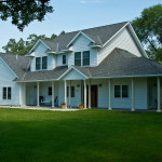 Cozy, Custom Home Clearwater MN