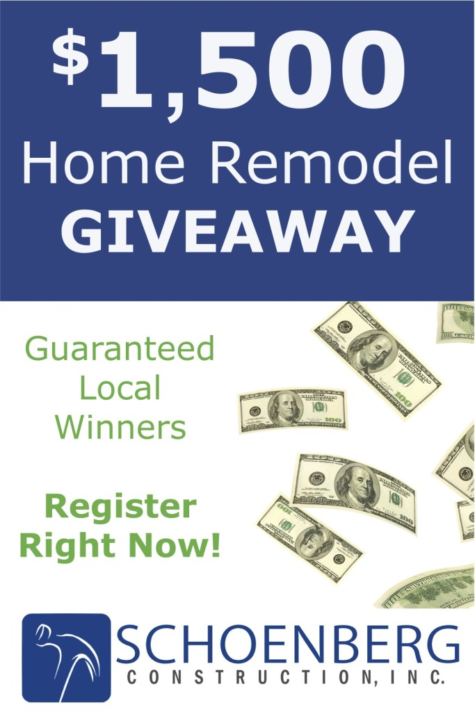 Remodeling Giveaway