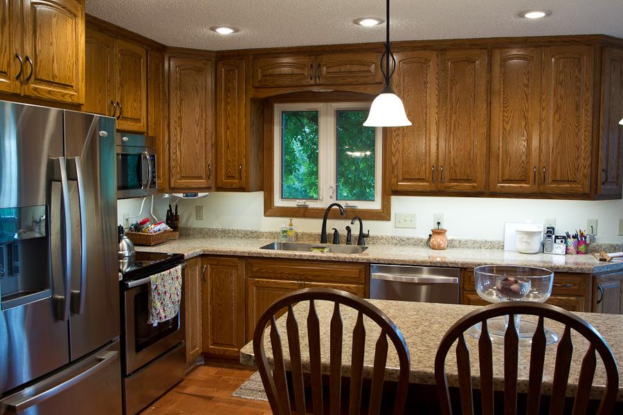 Saint Cloud Kitchen Remodel Photos (After)