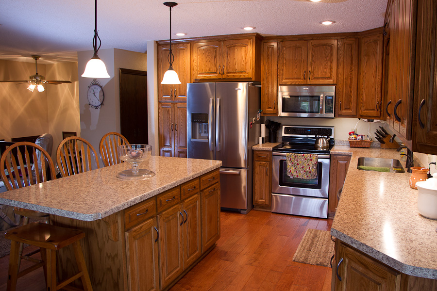 Kitchen Remodeling Photos (After), St Cloud MN