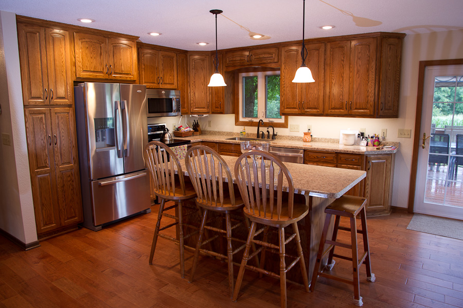 Newly Remodeled St Cloud Kitchen
