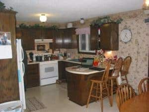 Saint Cloud Kitchen Remodel Photos (Before)