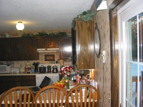 Kitchen Remodeling Photos (Before), Saint Cloud MN