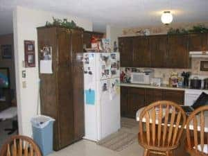 Kitchen St Cloud MN Remodel Before Picture