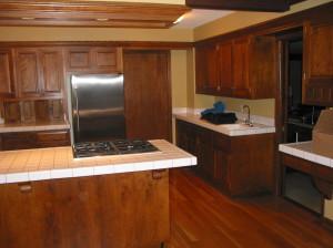 Kitchen Renovation Sartell MN (Before)