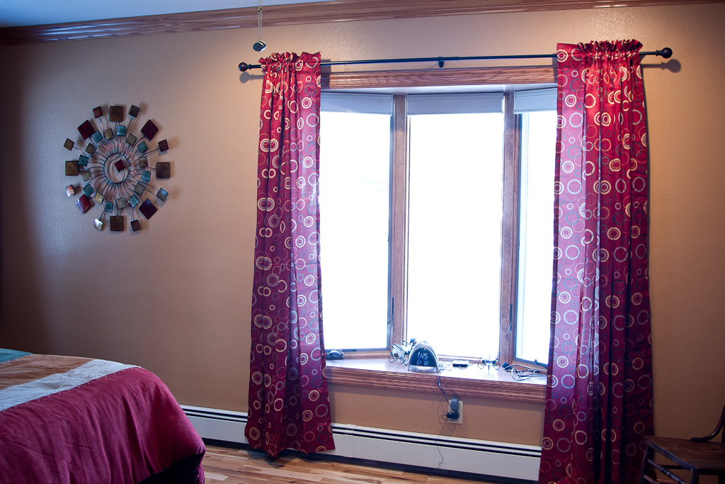 Master Bedroom Renovation After Picture