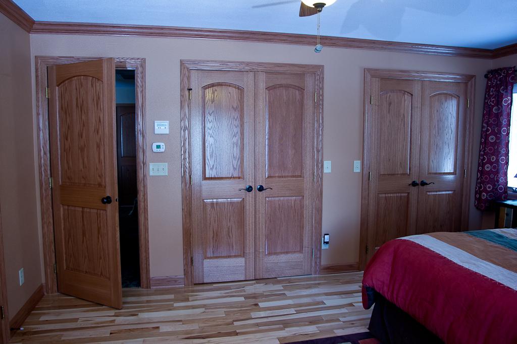 Master Bedroom Renovation After Photo