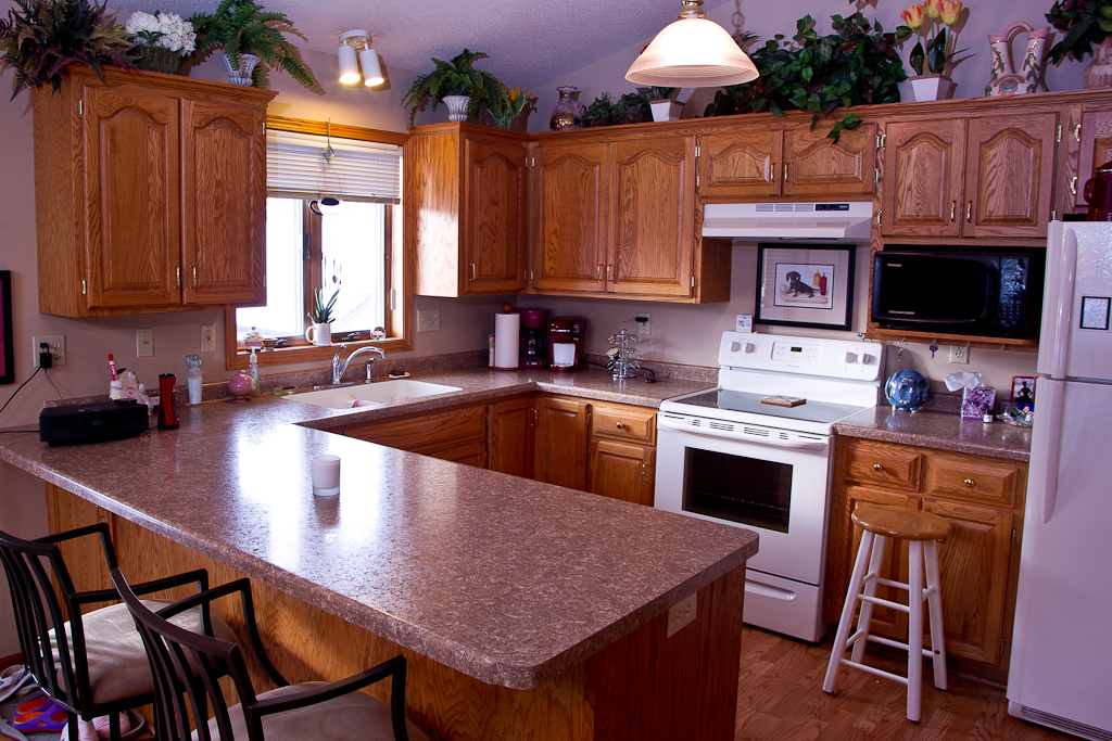 Kitchen Updates Best With Kitchen Updates Before and After Image