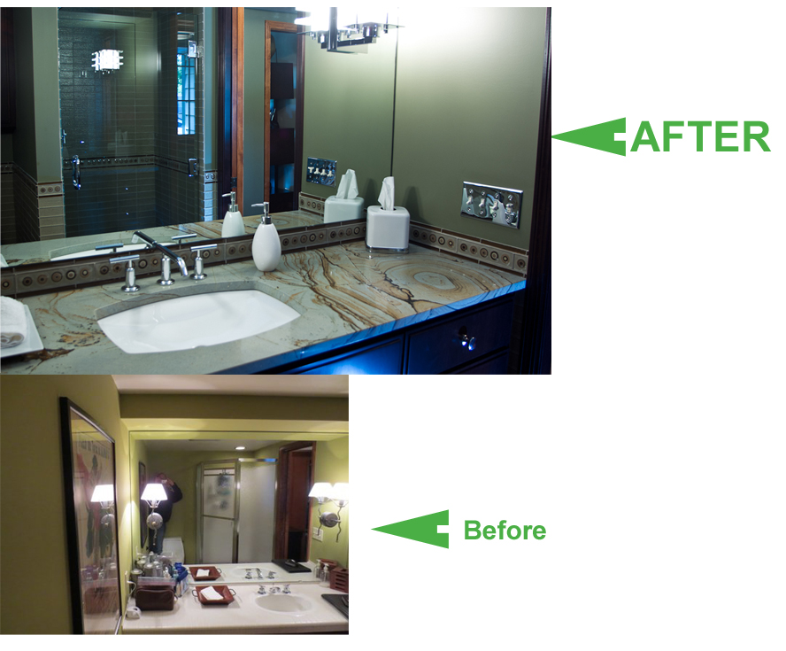 Master Bath Remodeling Pictures Before and After Pic 3
