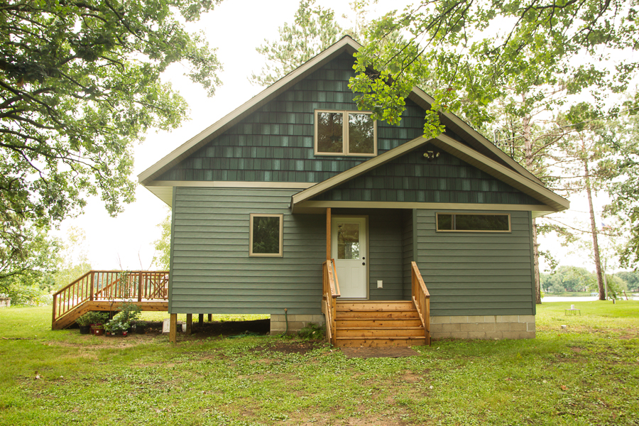 After Cabin Remodeling