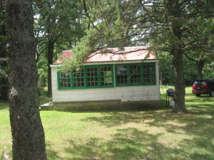 Cabin Before Remodel