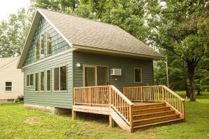 Sartell Cabin After Remodeling Pictures