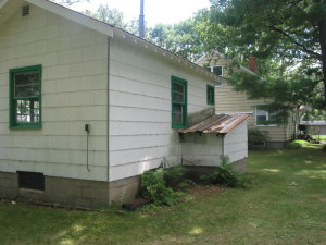 Cabin Before Remodeling