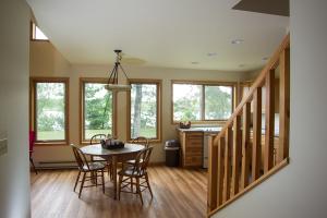 Sartell Cabin Dining Room