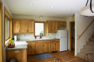 Sartell Cabin Kitchen