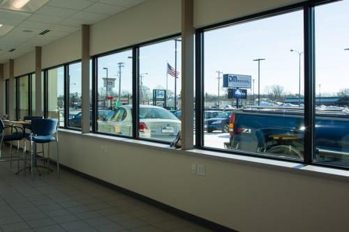 DM Motors Saint Cloud MN Commercial Remodeling (After)
