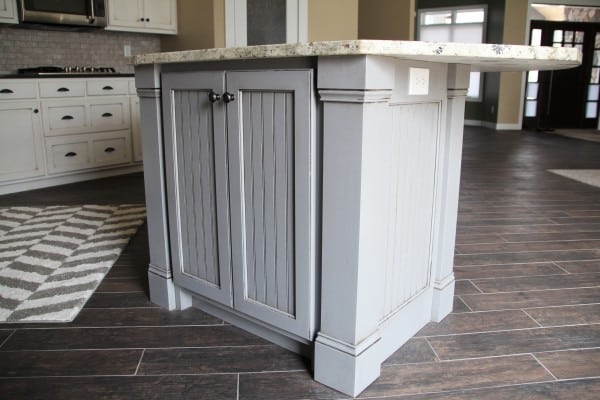 Kitchen Island Custom Cabinet 1