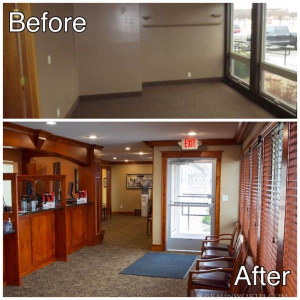 Commercial Office Remodel St Cloud Mn