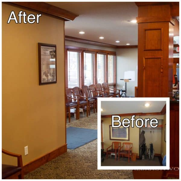 Commercial Offices Remodeling Saint Cloud MN