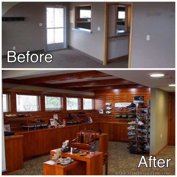 Light Commercial Remodeling St Cloud MN