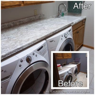 9 - Laundry before and after 2