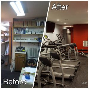 College Living Before and After 2