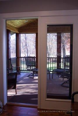 Door to Porch FB