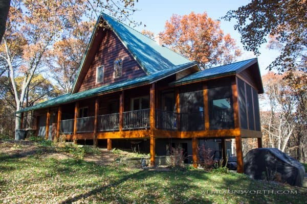 Three Season Porch Addition