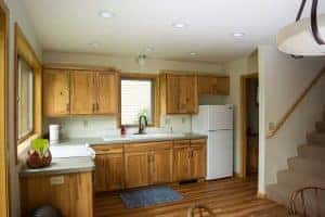 Sartell Cabin Kitchen