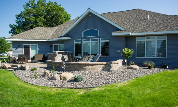 Custom Built Patio Home Sartell MN