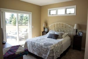 Patio Home Guest Bedroom, Sartell MN