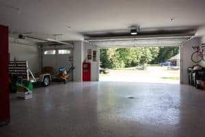 Custom Patio Home Garage, Sartell MN