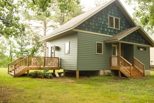 Sartell Cabin After