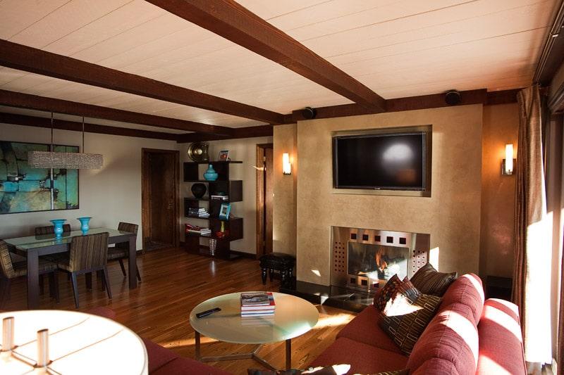 Living Room Remodel After