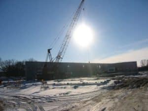 Commercial Construction Constractors