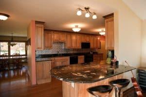 Kitchen Remodel Home Addn After