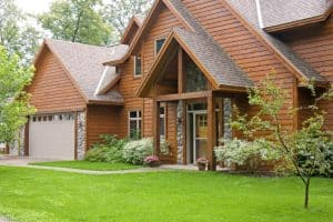 Rustic Custom Home Folley, MN