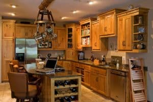 Rustic Home Kitchen