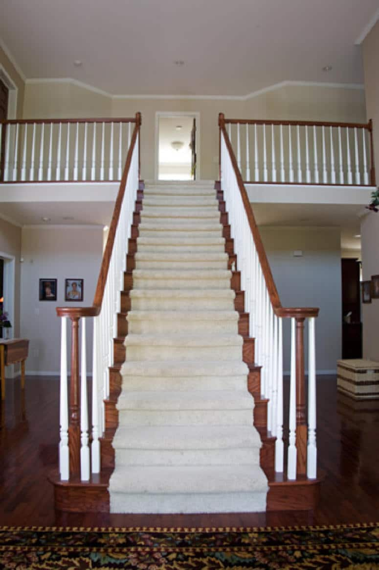 Southern Style Stairway