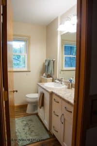 Bath Remodel by Schoenberg Construction, Inc of St Cloud MN
