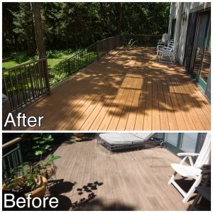 Deck Replacement Sartell MN