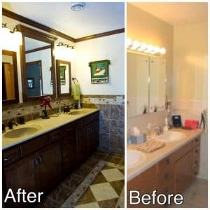 Master bathroom Remodeling Central MN