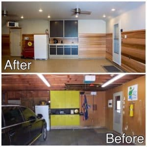 Garage Finishing Sartell MN