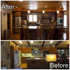 Kitchen Remodel Contractor St Cloud MN