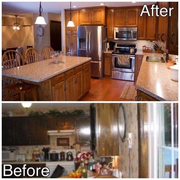 Beautiful Kitchen Remodel St Cloud MN