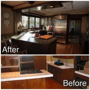 Kitchen Design Remodel Sartell MN Before and After